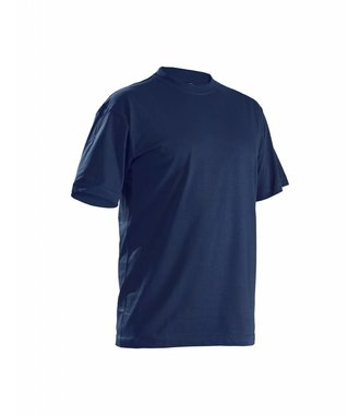 T-Shirt 5 pack Navy Blue