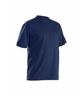 Pack x5 T-Shirts : Marine - 332510428600