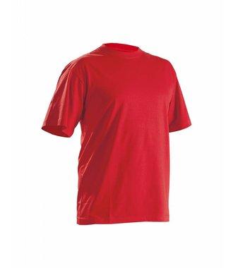 T-Shirt 5 Pack : Rot - 332510425600