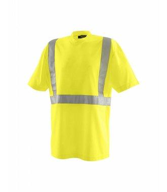 High vis T-Shirt Kl. 2 : Gelb - 331310093300