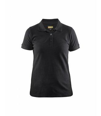 Polo-Shirt Damen : Schwarz - 330710359900