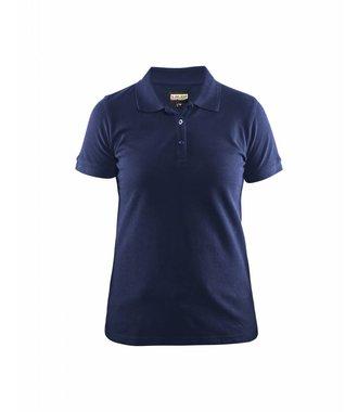 Polo-Shirt Damen : Marineblau - 330710358800