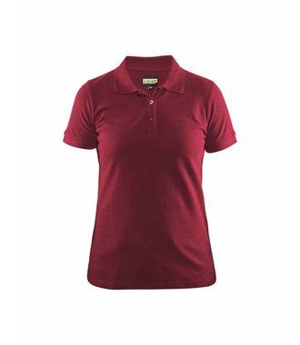 Polo-Shirt Damen : Rot - 330710355600