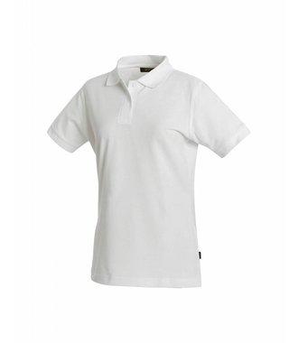 Ladies Polo Shirt White