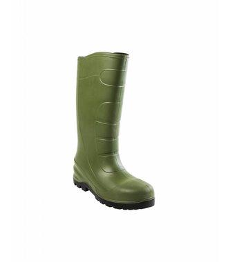 Bottes de sécurité PU : Vert armée/Noir - 242139094699