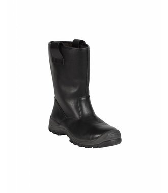 Safety Boots - Fur Lined Black