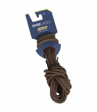 Laces 3-pack Brown
