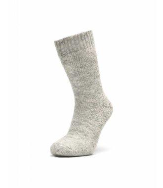 Chaussettes en laine Grand Froid : Gris - 221117169400