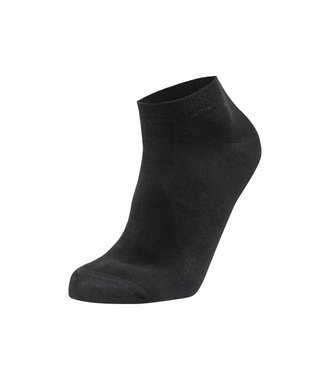 Low cut cotton sock : Noir - 219510989900