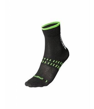Dry Sock 2-pack : Black/NEON Green - 219010939964