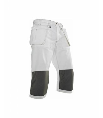 Bundhose Piratenlook : Weiß - 154012101000