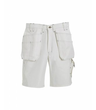 Painters Shorts White