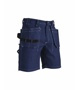 Short Artisan Poches Libres : Marine - 153413708800