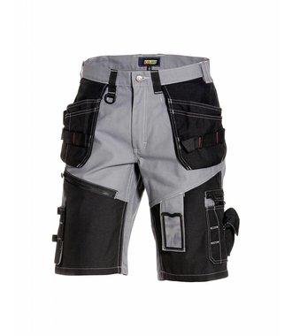 Handwerker-Shorts X1500 : Grau/Schwarz - 150213709499