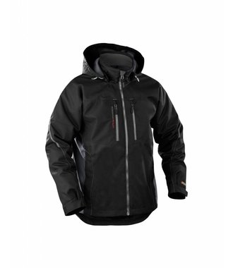 Functional jacket : Noir/Gris - 489019779994