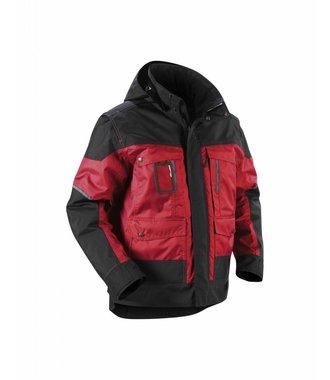 Veste Hiver : Rouge/Noir - 488619775699