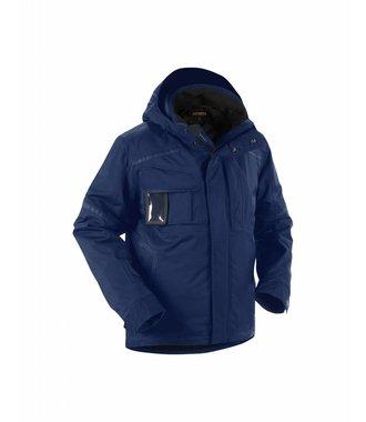 Winterjacke : Marineblau - 488119878900