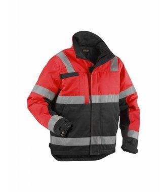 Winter jacket Red/black