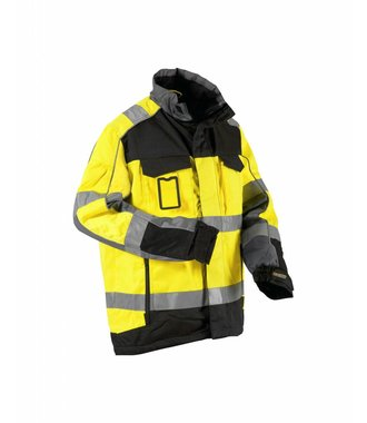 Winter Jacket Yellow/Black