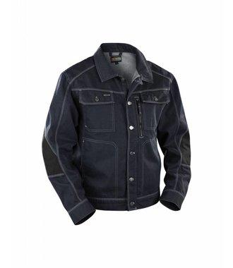 Denim Jack Cordura® : Marineblauw/Zwart - 405911408999