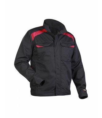 Veste Industrie : Noir/Rouge - 405418009956