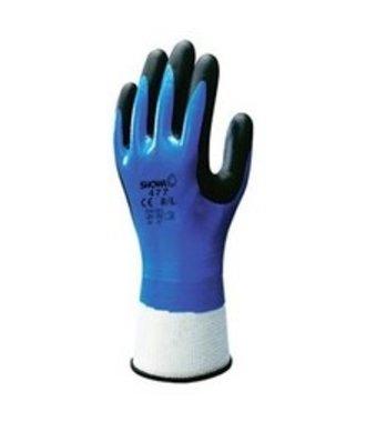 Showa 477 koudebestendige handschoenen met nitril foam grip