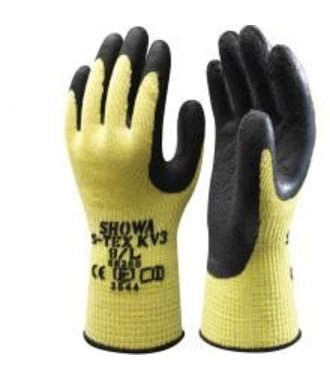 Showa S-TEX KV3 Cut resistant EN388 level 5