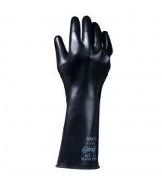 878 gants résistant aux produits chimiques Meilleur butyle