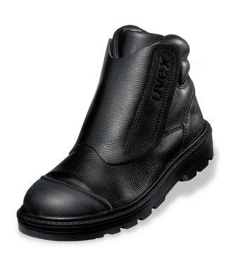 uvex original welding shoe with buckle - high