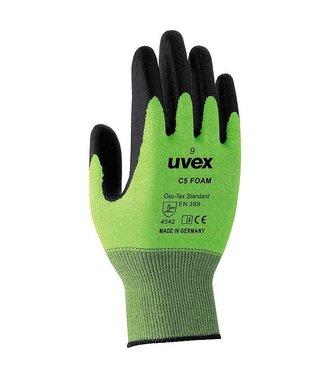 uvex C500 mousse 60494