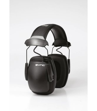Howard Leight protective earmuff with MP3 player - 1030337