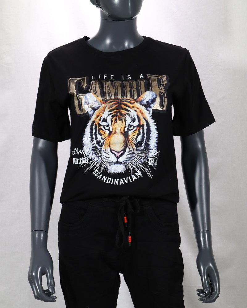 T-shirt (gamble)