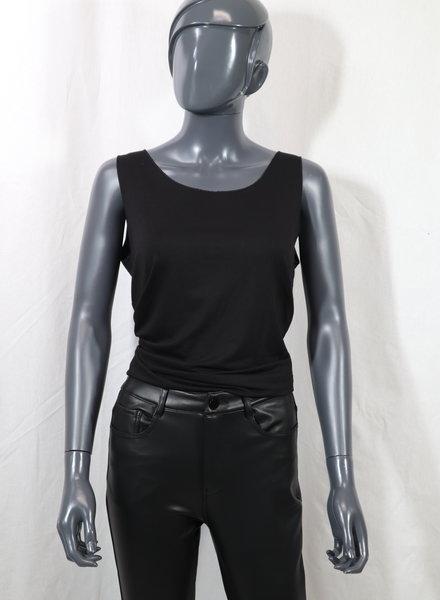 Hemd basic zwart