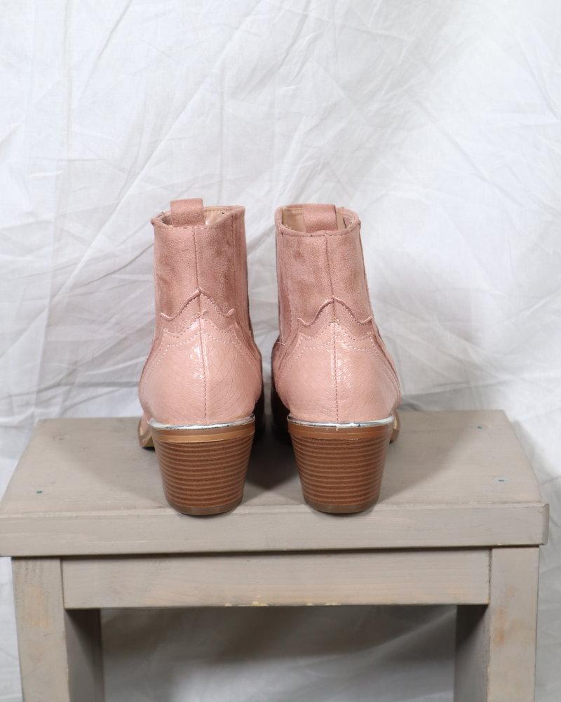Boots roze
