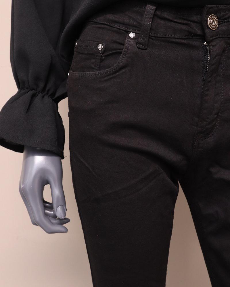 Skinny jeans zwart