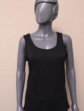 Basic hemd zwart