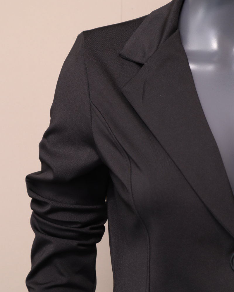 Blazer travelpak zwart