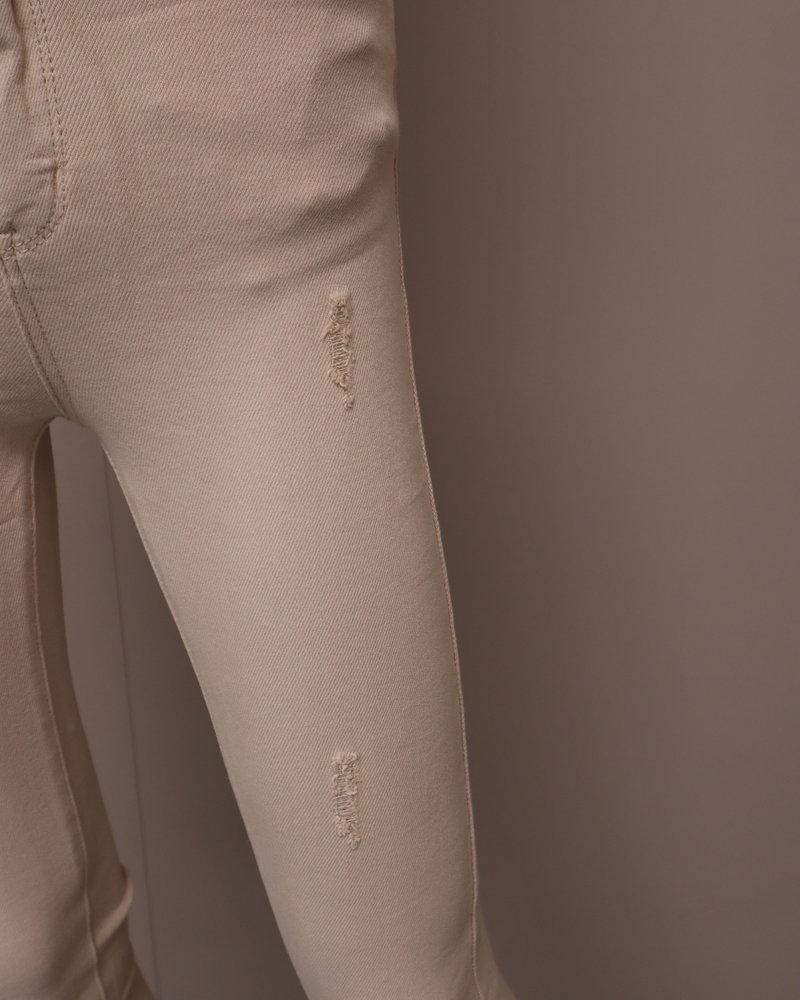 VS Miss Skinny Jeans destroyed beige