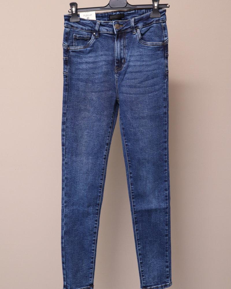 Goodies Denim jeans Dark Blue PLUS