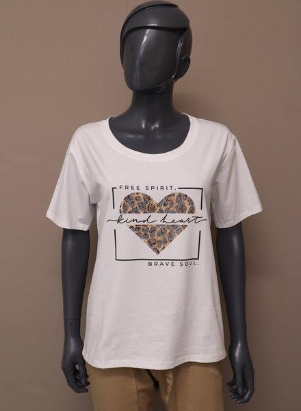 T-shirt Free Spirit panter