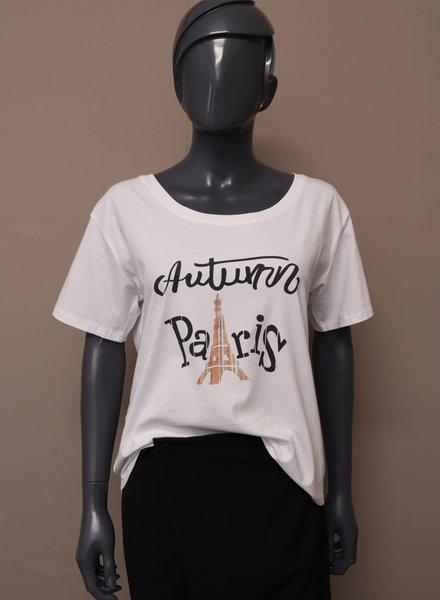 T-shirt Autumn Paris