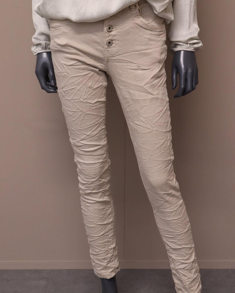 "Jewelly Jeans ""Simone"" beige"