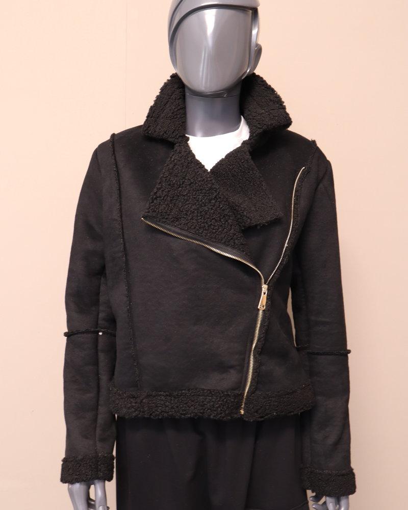 "Jacket ""Rebecca"" zwart"