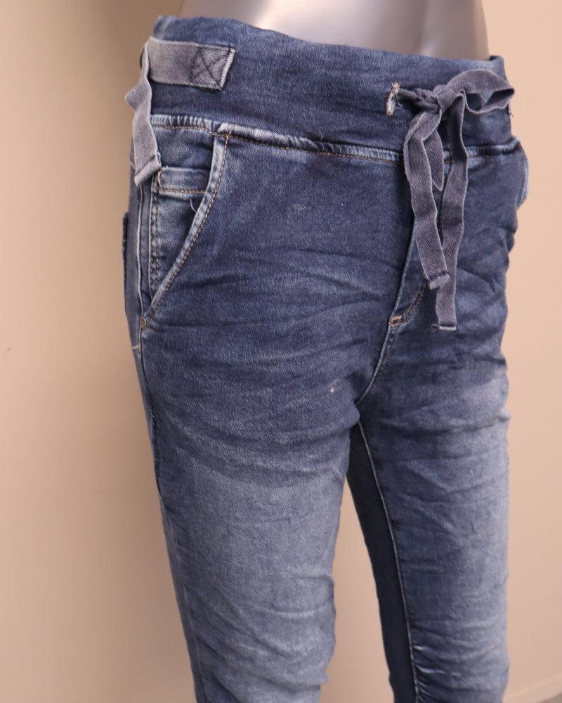 Melly & Co Jog jeans cargo denim