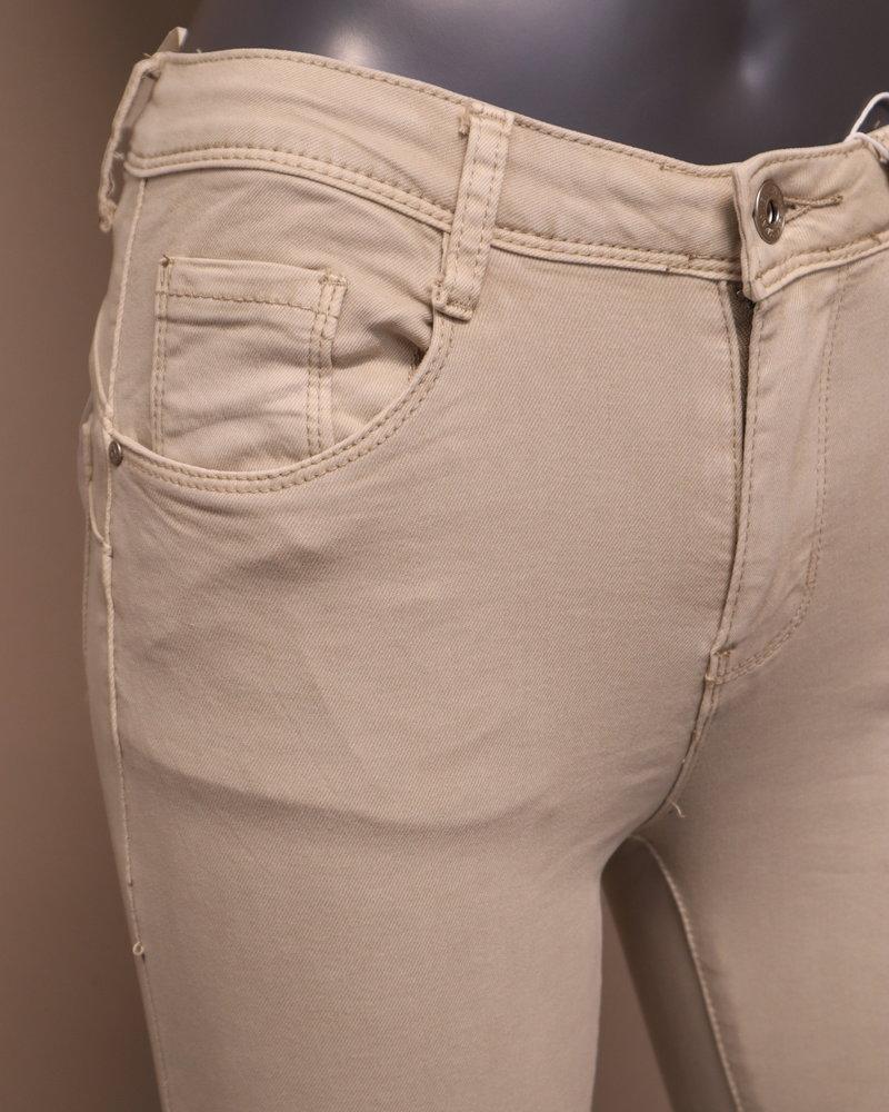 """Jeans denim """"Vera"""" beige"""
