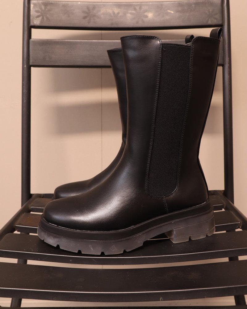 """Boots """"Robin"""" zwart"""