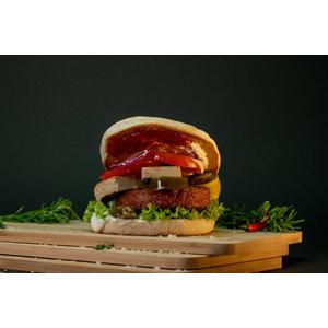Hungry Paul Burger