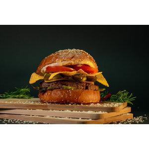 Nachos Cheeseburger