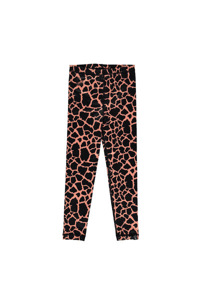 SPOTTED MORAY LEGGING