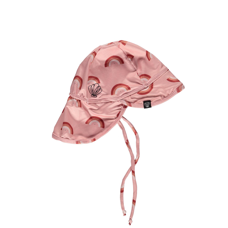 PINK RAINBOW HAT-1